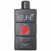 Keune Developer Água Oxigenada Tinta Cream Vol 20 1l