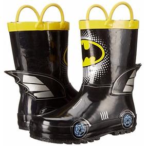 Botas Batman Disney. Para Lluvia. Para Niños