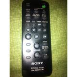 Sony Rm-amu053 Para Mhc-gtr33 Hcd-gtr33 Mhc-gtr55 Hcd-gtr55