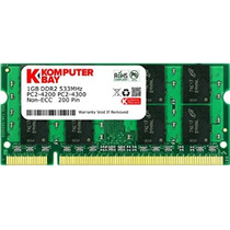 Memoria Para Laptop Ddr2 1gb. Pc2-4200 533mhz