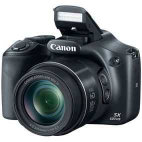 Camara Digital Canon Sx530 Sup Sx 530 16mpx Zoom 50x