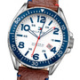 Reloj Tommy Hilfiger Th 1791132 Carcasa Acero Cristal Duro