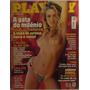Revista Playboy Nº 306 Jan/01 . Luize Altenhofen Cerveja (a)