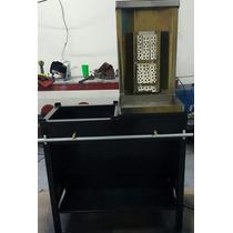 Mueble Para Tacos Al Pastor Con Plancha Y Base