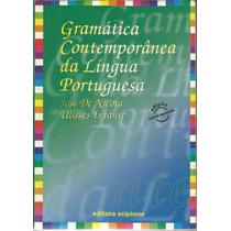 Gramática Contemporânea Da Língua Portuguesa - Frete Gratis