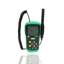 Medidor Digital Humedad Y Temperatura -30/100°c Dt615 Ecom