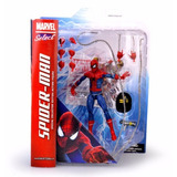 Marvel Select Spiderman Exclusivo Muy Raro