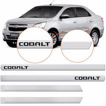 Jogo Friso Lateral Pintado Cobalt Cor Original