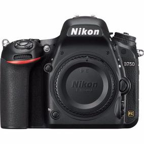 Camera Nikon D750 Corpo Garantia/pronta Entrega