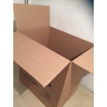 Paquete 20pz, Caja De Carton Grande 55x41x59 Cm, Seminuevas
