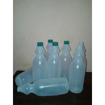 Botellas Plasticas Por Un Litro Con Tapa