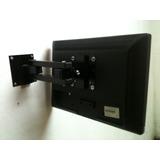 Suporte Articulado Tv Monitor Lcd Led Plasma 3d