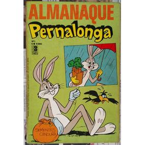 Almanaque Pernalonga Número 1 - Editora Três