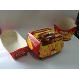Embalagem , Caixa , Caixinha Batata Hotdog , Hambúrguer