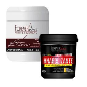 Bottox Capilar Argan Oil E Anabolizante Capilar Home Care