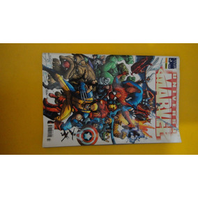 Gibi Universo Marvel N:7 - Ano 2006 - Antigo