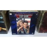 Pelicula En Formato Laser Disc Top Gun En Laser Disc