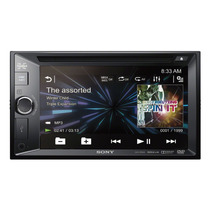 Stereo Pantalla Dvd Lcd Xplod De 15,75cm Xav-w600 Sony Store
