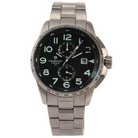 Relógio Magnum Masculino Tritium Mt30099t.