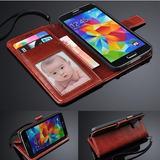 Funda Cartera Protectora Samsung Galaxy S7 Flip Cover Case