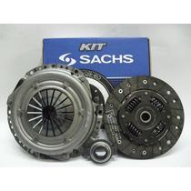 Kit Embreagem Citroen C4 Hatch 1.6 16v Todos Sachs 6480
