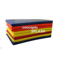 Colchoneta Multiusos De Vinyl De 60 X 120 X 5 Cm. Bebes Y Gy