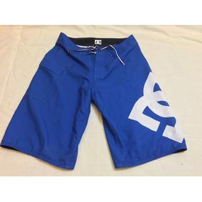Malla Dc Azul Original Talle Xs 29 Usada Excelente Estado