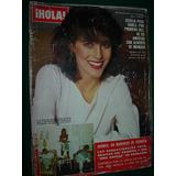Revista Hola España 2016 Cecilia Peck Monaco Reagan Principe