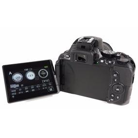 Nikon D5500 Kit 18-55 Reflex 24mp Full Hd Wifi Envio Gratis