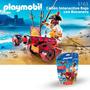 Playmobil 6163 Cañon Rojo Interactivo Pirata Córdoba