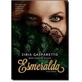 Livro Esmeralda - Zibia Gasparetto