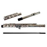 Flauta Traversa 16 Notas Lübeck ( Envío Gratis )
