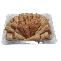 Canudo Frito Doce De Leite Caseiro 50 Unidades