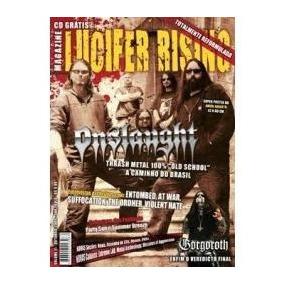 Revista Lucifer Rising Nº 11 Grátis Cd
