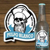 Pack X8 Agua Tonica Pulpo Blanco X355ml. By Tato Giovannoni