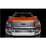 Parrilla Ingen Ford Ranger 2013 Superior 4x4 Cromada