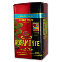 Erva-mate Argentina Rosamonte Especial 500g