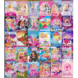 Barbie 38 Dvds - Super Promoção - Frete Grátis