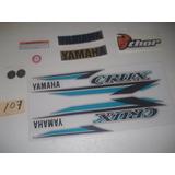 Calcomania Moto Crux Yamaha +combo De Lujo