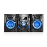 Mini System Noblex Mnx 500bt 3000w Pmpo Usb/cd/cdr/cd-mp3