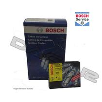 Cabos De Velas+velas Bosch Gm Meriva 1.8 Mpfi Gas - P43+c012