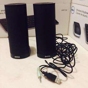 Bocinas Dell Ax210 Nuevas En Caja Conexion Usb Envio Gratis
