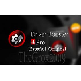 Software Driver Booster 4 Pro Update Español Original