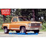 Manual Taller Servicio Chevrolet Silverado 1976 C10 C30 Van