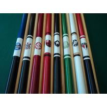 Taco Rosca Bilhar/ Snooker/ Sinuca/ Pebolim/ Time/ Fliperama