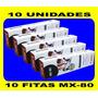 10 Unidades Fita Mx 80 Lx 300 Lx 810l Ap 2000 Lq 570 Lq 850
