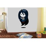 Adesivo Parede Personagem Desenho Hora De Aventura Marceline