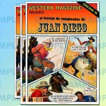Invitaciones Vaqueras-comic-libro Vaquero-western-country