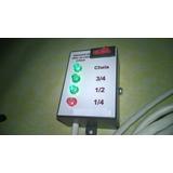Medidor De Nível De Caixa D´água Ou Cisterna - Bateria 9v