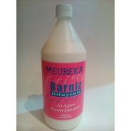 Barniz Eureka Al Agua Semimate Por 1 Litro